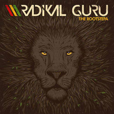 Radikal Guru ‎- The Rootstepa [CD Edition] - Unearthed Sounds