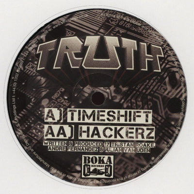 Truth - Timeshift / Hackerz - Unearthed Sounds