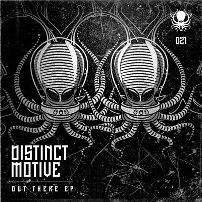 Distinct Motive - Out There EP