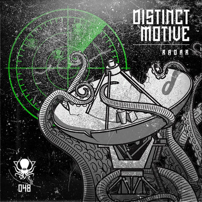 Distinct Motive - Radar EP