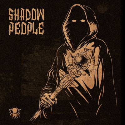 "Shadow People - 12"" Vinyl Edition"