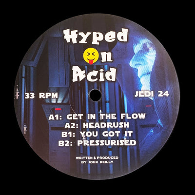 Hyped On Acid - Get In The Flow