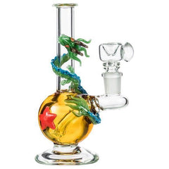 Twisted Dragon Bong