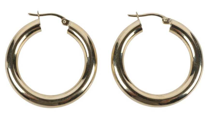 Come Again-Thicc Hoop Earring-Jewelry--ZANE-Toronto-Canada