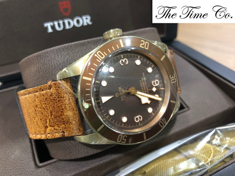 -SOLD- Tudor Black Bay Bronze 79250BM