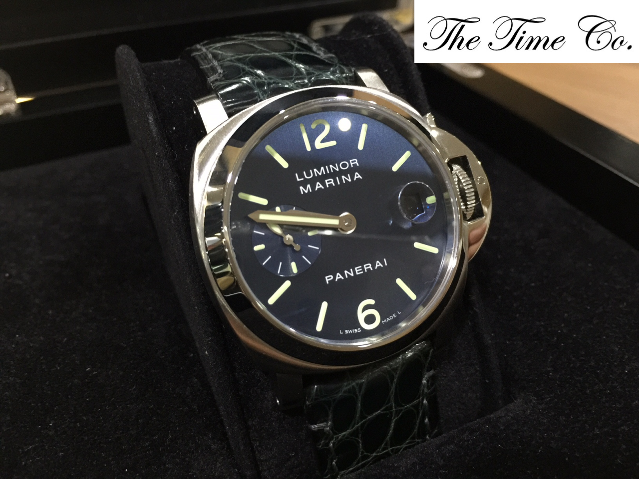-Sold- Panerai Pam 119