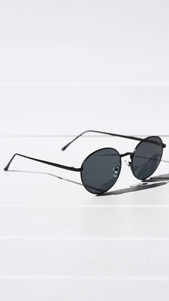 Infinity Sunglasses - Black