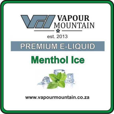 Vapour Mountain - Menthol Ice