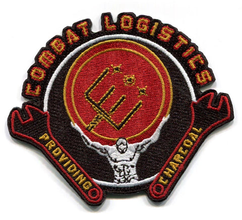 OPPF Logistics Patch