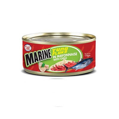 Ice Cool Marine Tuna Flake in Mayonnaise with Chilli