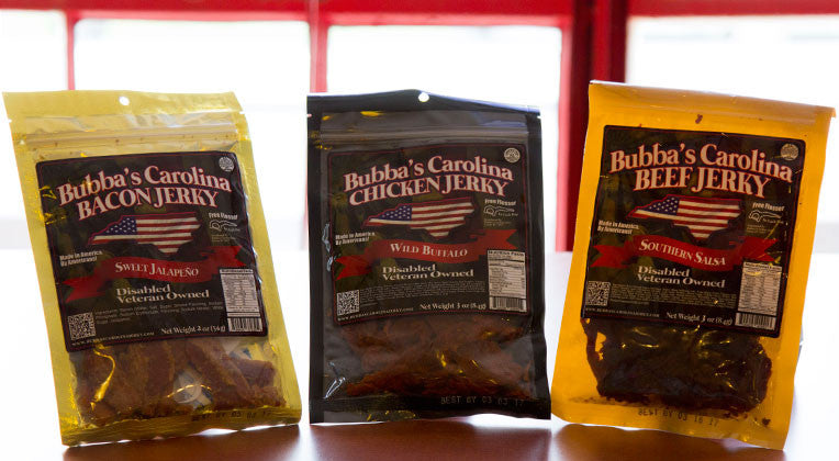 Bubba's Carolina Jerky
