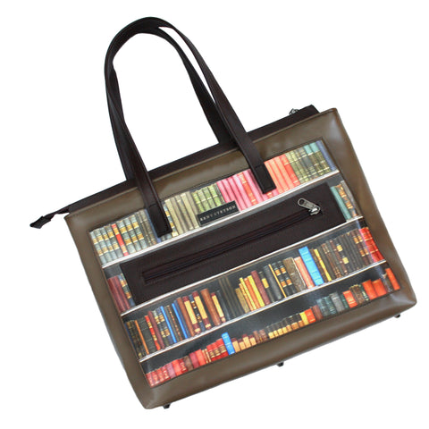 Moss Library Tote