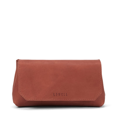 LOWELL // LIEGE OUTLAW LEATHER COGNAC | BAGS at LOWELL MTL