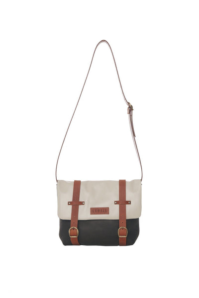 LOWELL // SIMONE LEATHER COFFEE | BAGS at LOWELL MTL