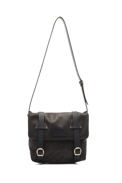 LOWELL // SIMONE LEATHER BLACK | BAGS at LOWELL MTL