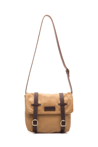 LOWELL // SIMONE LEATHER TAN | BAGS at LOWELL MTL