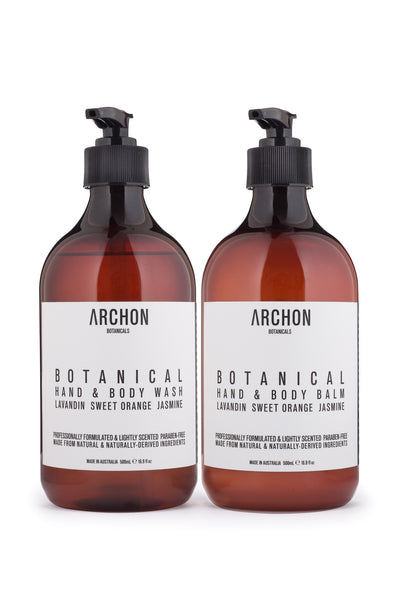 500mL - Botanical Duo