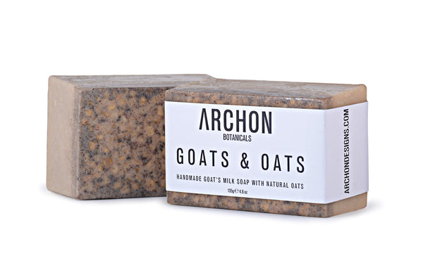 Goats & Oats Cleanse Bar