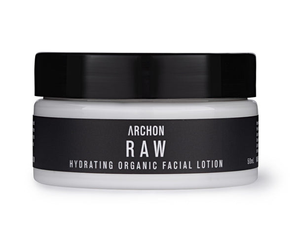50mL Archon RAW Hydrating Organic Facial Lotion
