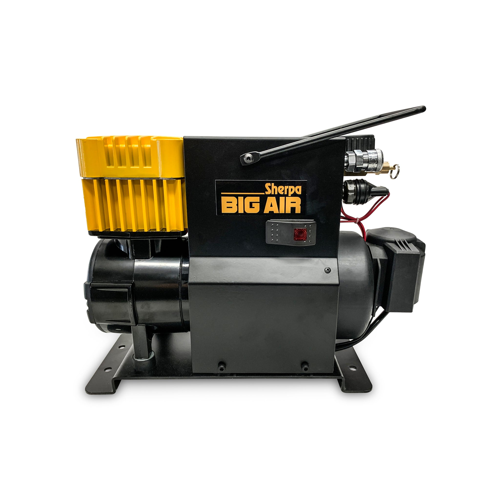 Sherpa 12V Air Compressor  (BIG-AIR)