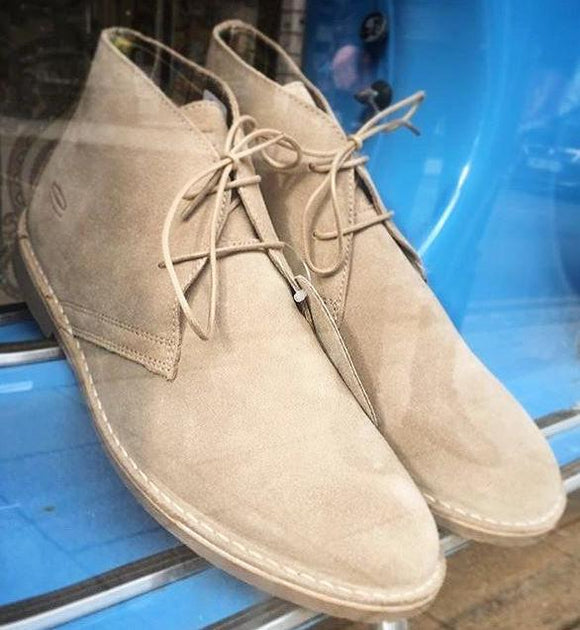 Desert Boots Canyon -  Soft Suede by Ikon