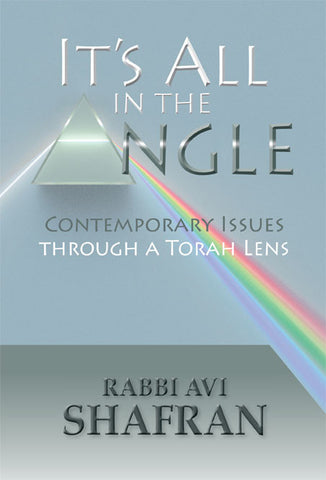 It's All in the Angle - Judaica Press - 1