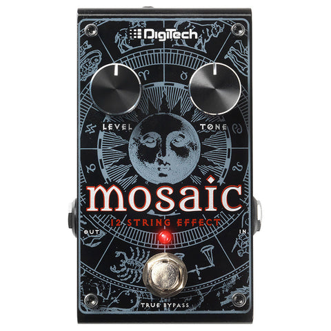 DigiTech Mosaic 12-String Polyphonic Octave Effect Pedal