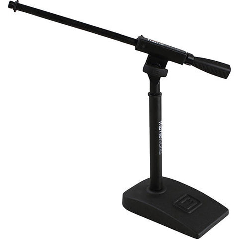 Gator Frameworks Compact Mic Stand with Single Section Boom