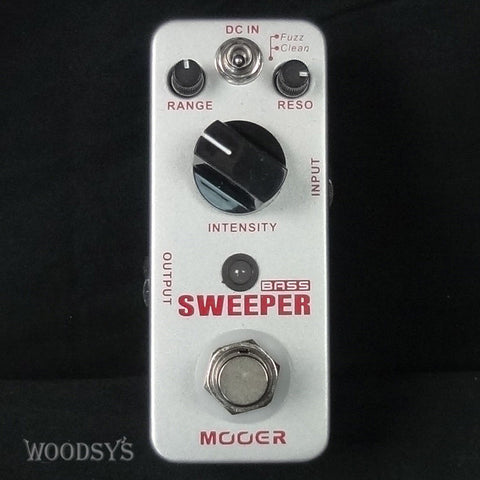 Mooer Bass Sweeper Envelope Filter and Fuzz