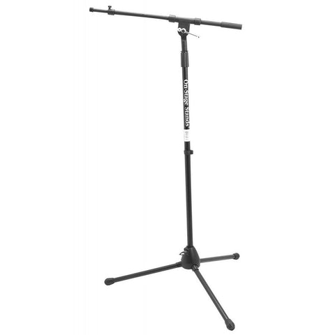 On-Stage MS7701TB Telescoping Boom Mic Stand