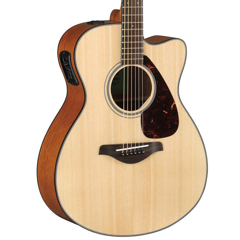 Yamaha FSX800C Folk Body Acoustic Electric