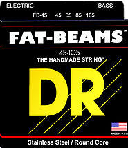 DR Fat-Beams Electric Bass Strings