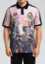 WARRIOR ELEPHANTS POLO SHIRT