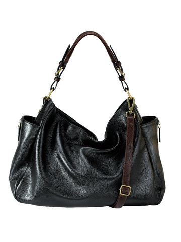 RHAPSODIC slouchy hobo bag
