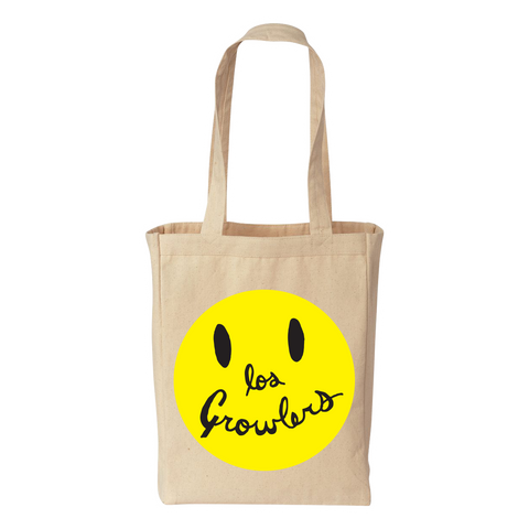 Los Growlers Have A Nice Day Tote Bag