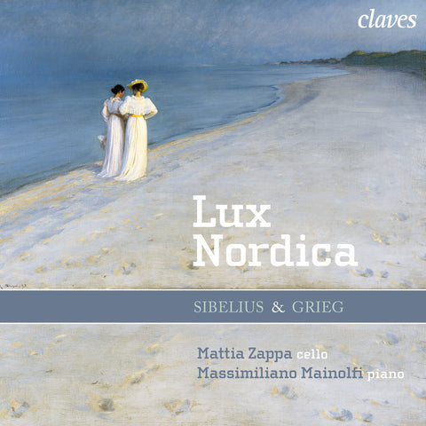 "(2010) Sibelius & Grieg : Music for Cello and Piano ""Lux Nordica"""