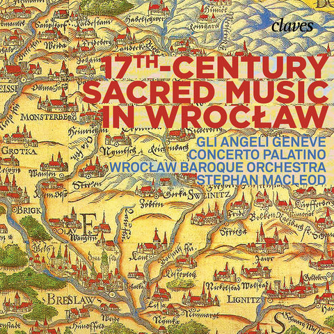 (2018) 17th Century Sacred Music in Wroclaw