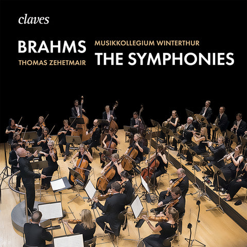 (2019) Brahms: The Symphonies - Musikkollegium Winterthur, Thomas Zehetmair