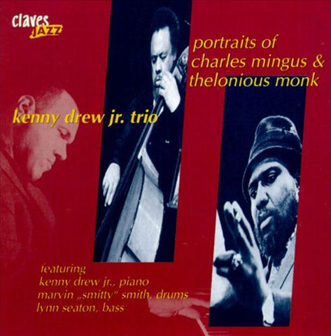 (2013) Portraits of Charles Mingus and Thelonious Monk