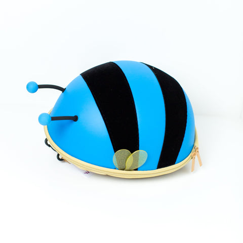 Children's Backpack - Bumble Bee - Blue
