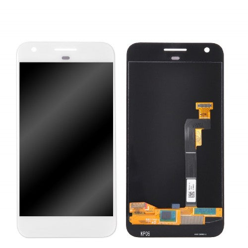 Google Pixel LCD and Touch Screen Assembly [White]