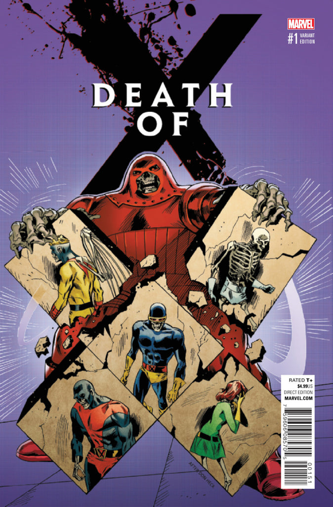Death of X #1