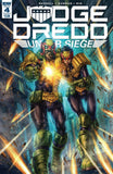 Judge Dredd: Under Siege 4x Set