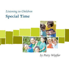 Special Time Booklet - Digital