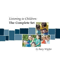 Parenting by Connection Booklet Set + Bonus Material - Digital Files