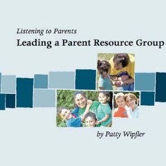 Leading a Parent Resource Group Booklet