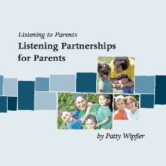 Listening Partnerships for Parents Booklet