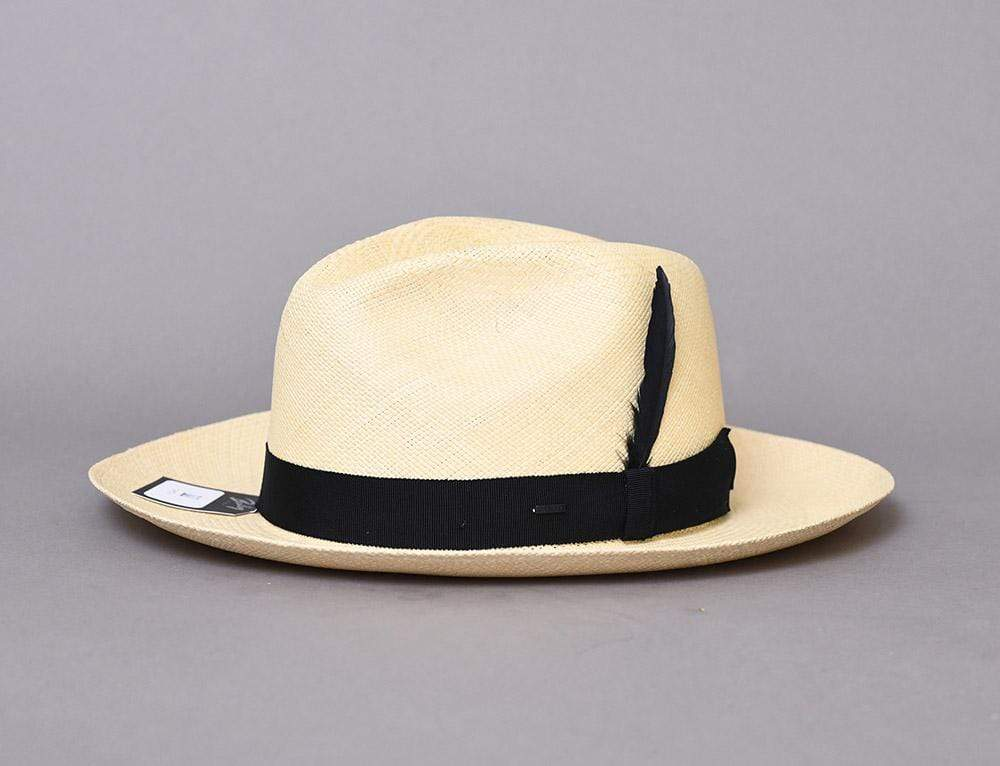 Bailey Loring Natural Panama Hat