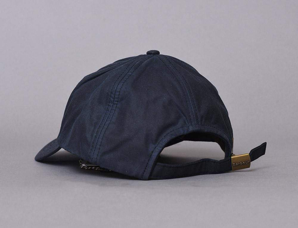 Barbour Prestbury Sports Cap Navy
