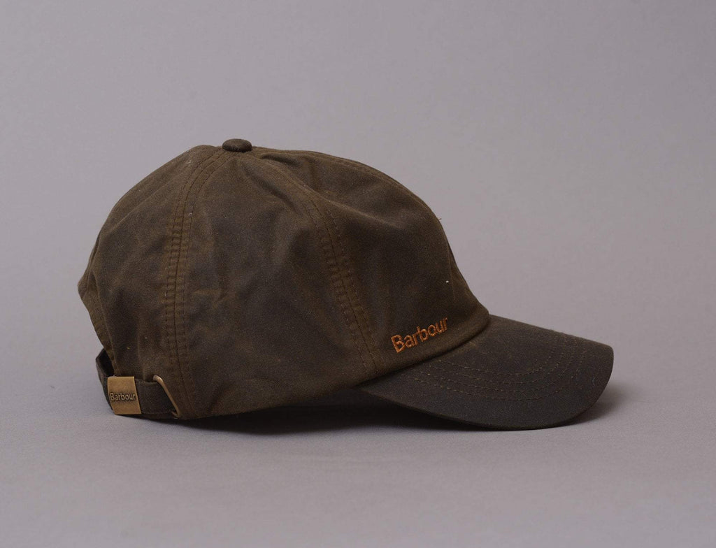 Barbour Prestbury Sports Cap Olive